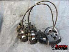 00 01 Kawasaki ZX12R 1200 ZX12 Front Master Cylinder Brakes Brake Calipers
