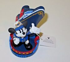 Disney Cruise Line Alaska 2016 Mickey Captain Photo Clip Frame New with Tags