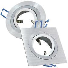 Einbaustrahler  Einbauleuchte Druckguss KL2 oder OL1 mit GU10/MR16 Fassung