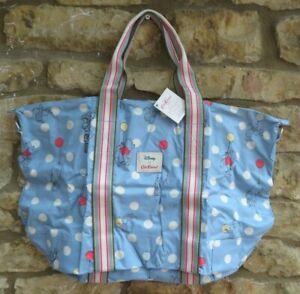 Cath Kidston Disney Winnie The Pooh Travel Bag Overnight Foldaway Bag *BNWT*