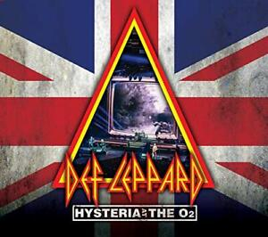 DEF LEPPARD - HYSTERIA AT THE 02 [CD]