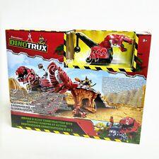 "Dino Trux Dinotrux Smash & Slide Construction Site Playset ""New"""