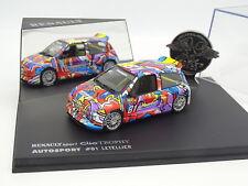 Universal Hobby UH 1/43 - Renault Clio Sport Trophy Letellier Autosport N.81