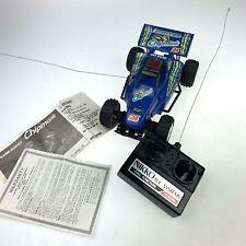 Vtg 1980's Nikko Chipmonk RC Car Remote Control Dune Buggy 24 Red Frame Toy