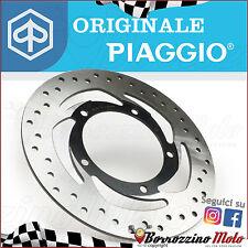 DISCO FRENO POSTERIORE ORIGINALE PIAGGIO BEVERLY SPORT TOURING 350 2011 > 2014