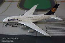 Gemini Jets Lufthansa Airbus A380 Diecast Model 1:400