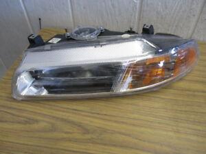 97-00 Stratus Cirrus LH Headlamp New A/M CH2502112