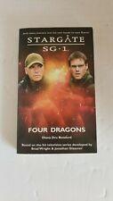 Stargate Sg-1 Four Dragons book by Diana Dru Botsford paperback
