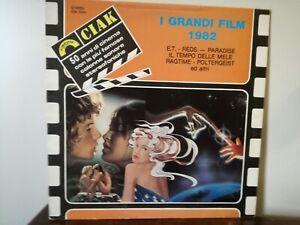 I Grands Film Del 1982 LP Italie Soundtrack O. S.T.Cinevox Record – Cia 504