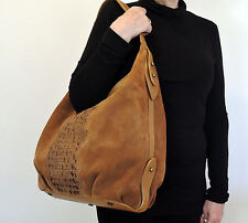 DONALD J PLINER Italy Designer Women's Leather Shoulder Bag Handbag Hobo NWOT