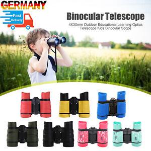 Kinder Kinder Fernglas Outdoor Camping Wandern Optik Teleskop Spielzeug Geschenk
