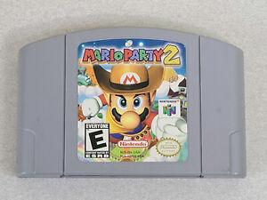 Mario Party 2 (Nintendo 64 N64, 2000) Original Cartridge Only