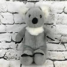 Build A Bear Workshop Koala Plush Gray White Stuffed Animal Soft Toy Babw
