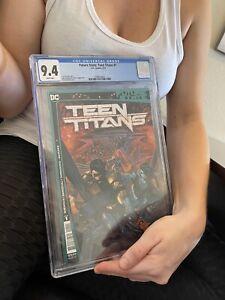 Future State Teen Titans #1 CGC 9.4