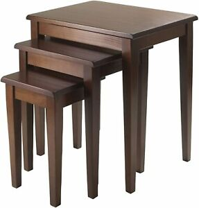Regalia 3-Pc Nesting Table