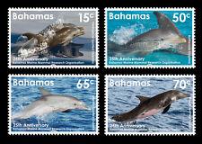 Bahamas 2016 Mammals Research Organisation 4v  set MNH