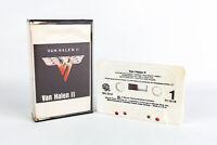 Van Halen: II Cassette Tape - 1979 Warner Bros., W5 3312
