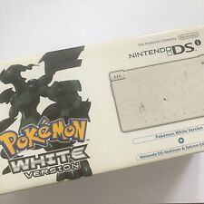 Nintendo DSi - Pokemon White Edition - Boxed - DS NDS - *No Game*