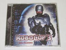 ROBOCOP 3/COLONNA SONORA/BASIL POLEDOURIS(VAESE SARABANDA VCL 09161173) CD ALBUM