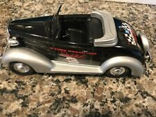 1/25 RACING CHAMPION NASCAR DIECAST Dale Earnhardt 3 Chevy Convertible 1937 Bank