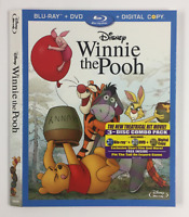 Winnie the Pooh *Slipcover ONLY* for Blu-ray WALT DISNEY STUDIOS EMBOSSED