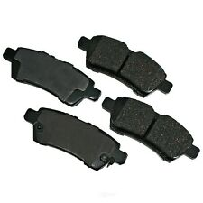 Disc Brake Pad Set-LE Rear Akebono ASP1101