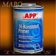 KUNSTOFF PRIMER KUNSTSTOFF PLASTIK GRUNDIERUNG HAFTGRUND ROST 1Lt. APP 020901