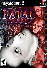 Fatal Frame (Sony PlayStation 2, 2002)