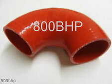 "Rot Silikon Schlauch 51mm x 135 ° (Grad) 2"" Silicon"