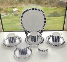 Wedgwood Bone China Mercury Susie Cooper Design  Pc 13 cups saucers plates