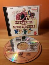 Seven Brides For Seven Brothers Cd