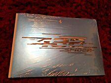 Ferrari 488 Spider Prestige Hardbacked Brochure + Slip Case - New UK Issue