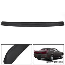 2-Post Fits coupe /& conv Dodge Challenger 2008-2014 Spoiler