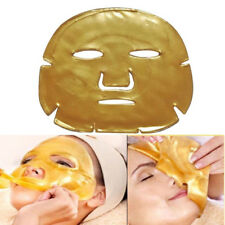 24K Collagen Face Mask Facial Gold Anti Ageing Wrinkle fill Skin Care