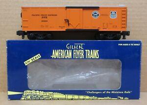 American Flyer 6-48808 Pacific Fruit Express Reefer S-Gauge C-7