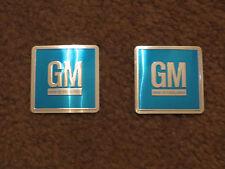 1967 – 1972 OLDSMOBILE 88 98 CUTLASS 442 TORONADO GM MARK OF EXC DOOR EMBLEMS