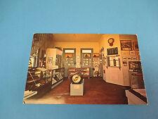 Railroad Museum Cape Cod,Mass  Vintage Colorful Postcard PC20