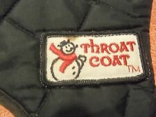 VTG Throat Goat insulated motorcycle rider cold weather gear USA snowmobile