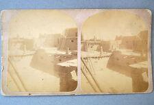 RARE BAKER & LEACH Photographers ZUNI PUEBLO NM Circa 1870s-1880s Indian