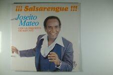 JOSEITO MATEO RAFI POU Salsarengue!! QUISQIEYA LATIN LP SEALED