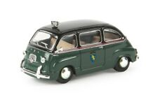 Brekina 22472 - 1/87 Fiat Multipla - Taxi Turin - Nuevo