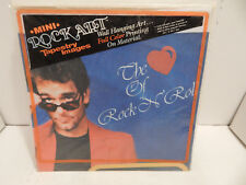 "Huey Lewis ROCK ART Tapestry Wall Hanging art ""The Heart of Rock in Roll"" cloth"