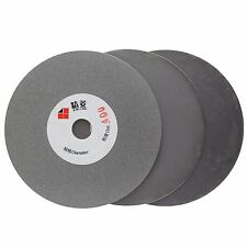 """3Pcs 4"""" inch Grit 400 1200 3000 Diamond Grinding Disk Flat Lap for Angle Grinder"""