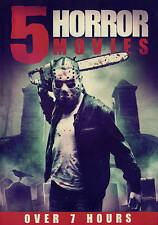5 Horror Movies: Volume 6 (DVD, 2015)