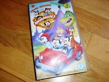 ANIMANIACS Volume 3 Steven Spielberg cartoon VHS Video Tape