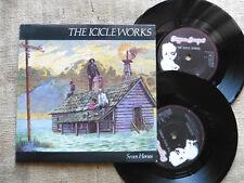 The Icicle Works – Seven Horses -  2 Vinyl, 45 giri