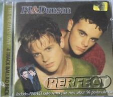 PJ AND DUNCAN Perfect CD UK Telstar 4 Track Ballad Pack Includes 96 Poster
