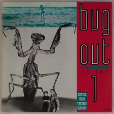 "BUG OUT: Volume 1 Garage Surf Compilation ""Sixteen Itchy Twitchy Classics"" NM"
