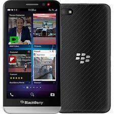 "New Unlocked BlackBerry Z30 GPS NFC 16GB 5"" 4G LTE Smartphone Black"