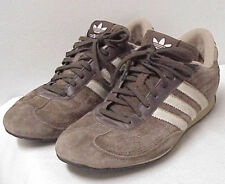 GOODYEAR TEAM ADIDAS VINTAGE CLASSIC STRIPPED LOW TOP SNEAKER SHOES SIZE 9 1/2
